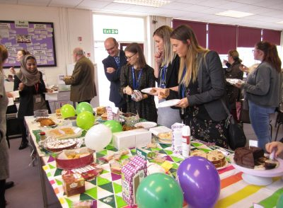 Macmillan Coffee and Cake Event