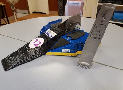 Robot Wars Winners